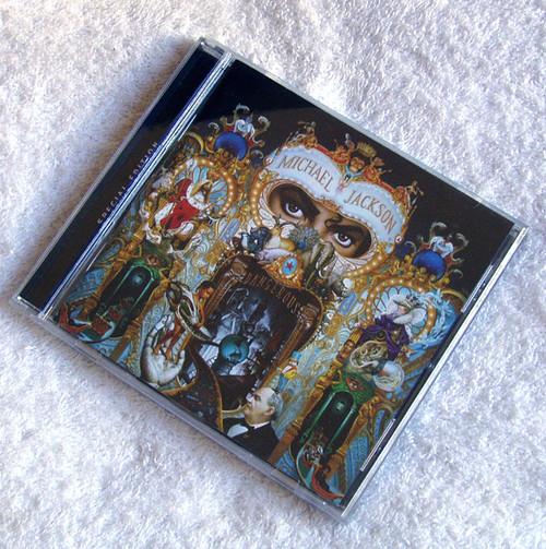 Pop - MICHAEL JACKSON Dangerous 2001 Special Edition CD