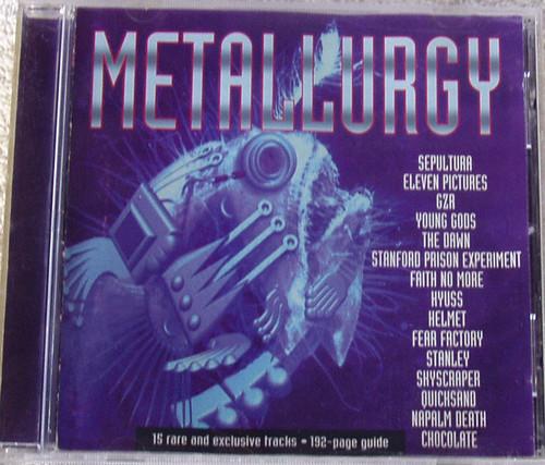 Stoner Rock Metal - METALLURGY Compilation Volume CD 1995
