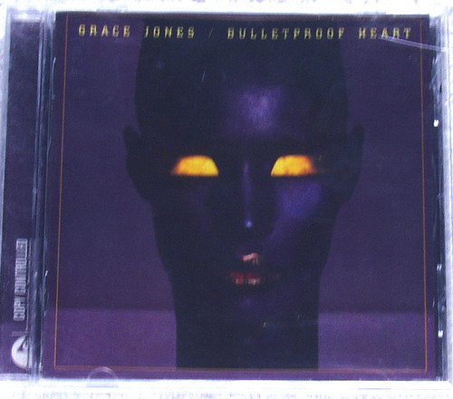 Synth Reggae Pop  - GRACE JONES Bulletproof Heart CD 2004