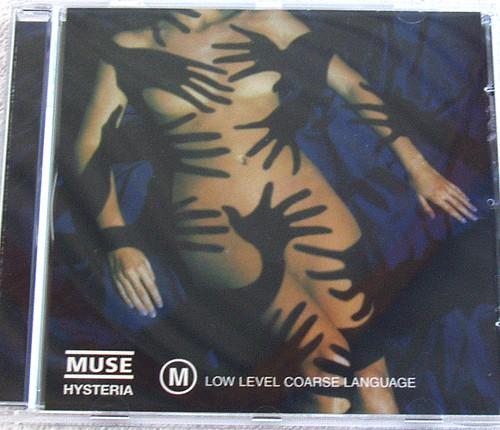 Alternative Rock - MUSE Hysteria DVD Video & Audio Single 2003