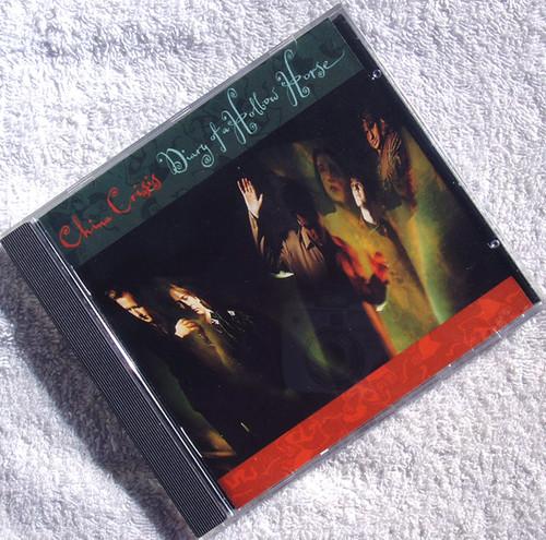 Art Rock - CHINA CRISIS Diary Of A Hollow Horse CD 1989
