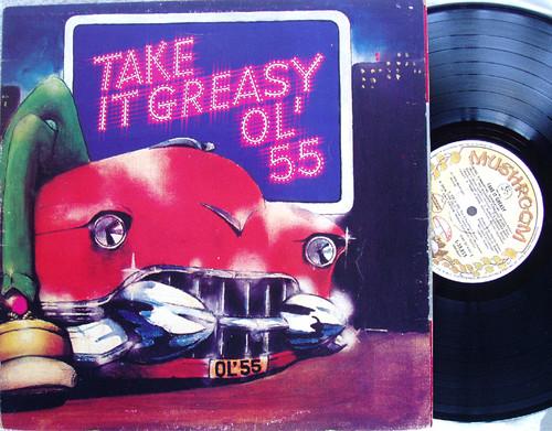 Harmonising Rock N Roll - OL' 55 Take It Greasy Vinyl 1976