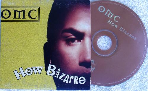 Pop Rap - OMC (Otara Millionaires Club) How Bizzare CD Single (Card Sleeve) 1995