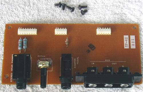 1983 YAMAHA Clavinova YP40 Auxiliary Board (LC33180)