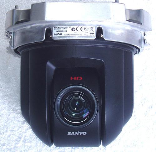 Pro SANYO HD PTZ MCH5600P Camera Head & VA-94S PSU