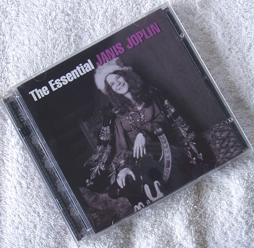 Blues Rock - JANIS JOPLIN The Essential 2x CD 2003