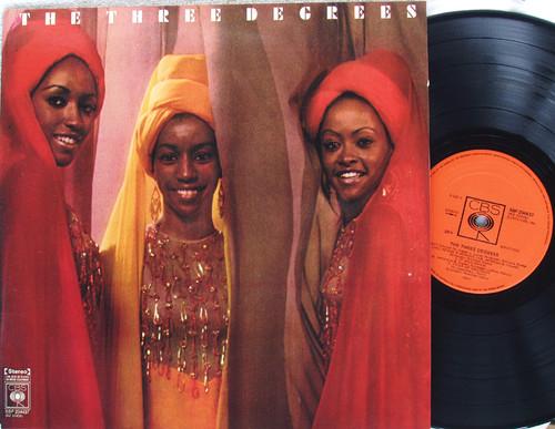 Soul Disco - THE THREE DEGREES Self Titled  Vinyl 1973