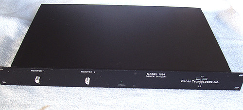 CROSS TECHNOLOGIES INC (USA) Ku & C Satellite Receiver Dual Input Active 8 x 2 Splitter