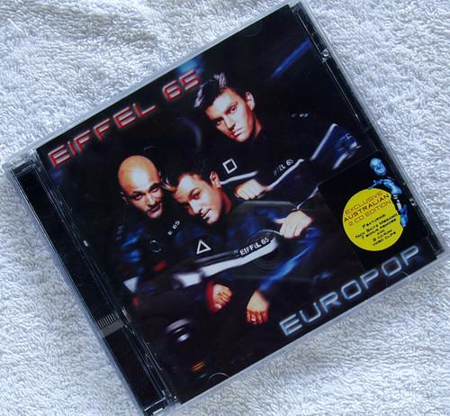 Euro House - EIFFEL 65 Europop Limited Edition 2x CD 2000