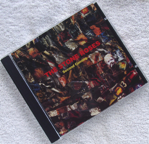 Indie Rock - THE STONE ROSES Second Coming CD 1994