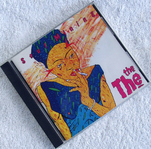 Pop Rock  - THE THE Soul Mining CD 1986 (Reissue)