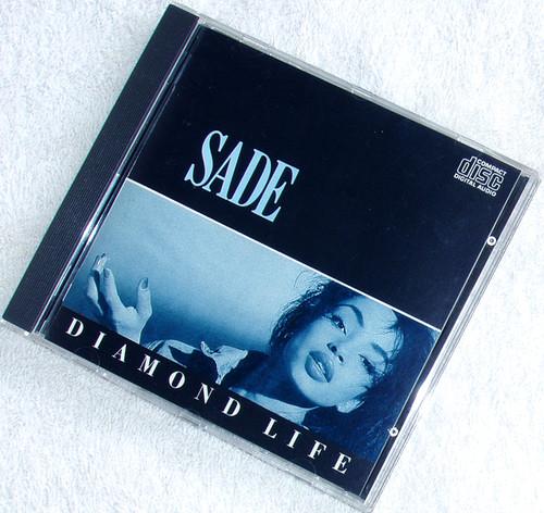 Jazz Funk Soul  - SADE Diamond Life CD 1984