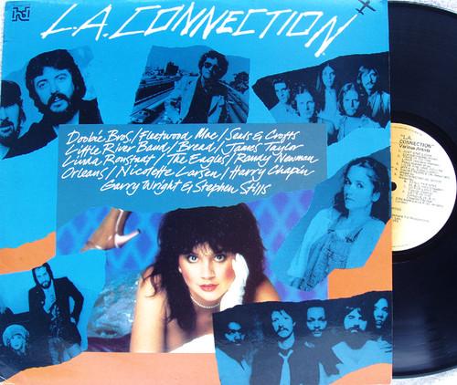 Rock Pop - L.A CONNECTION (Compilation) Vinyl 1985