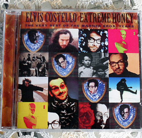 New Wave - ELVIS COSTELLO The Very Best Of The Warner Years CD 1997