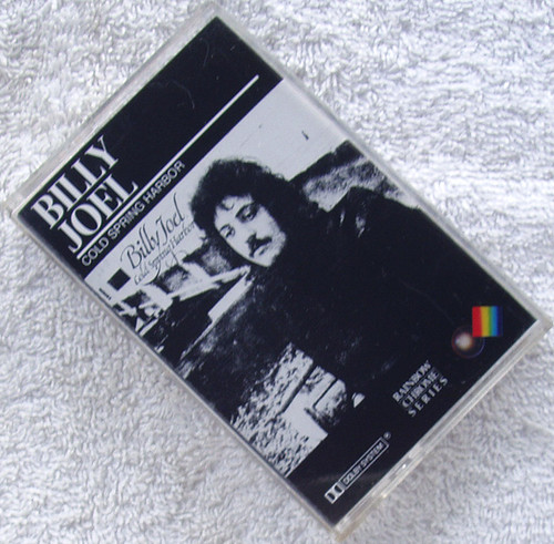 Folk Pop Rock - BILLY JOEL Cold Spring Harbor Cassette 19??