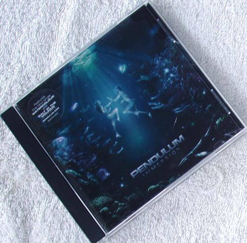 House Drum N Bass - PENDULUM Immersion CD 2010