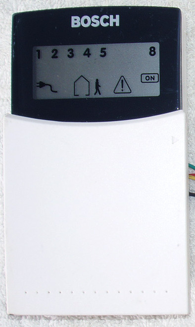 BOSCH Solution 6 Alarm Control Panel ONLY - Tested Fully Functioning
