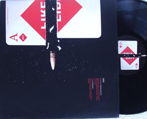 """Progressive House - CASS & SLIDE Opera (Evolution mix) 12"""" Vinyl 2001"""