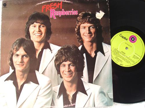 Pop Rock - RASPBERRIES Fresh Raspberries Vinyl 1972