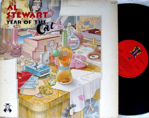 Pop Rock - AL STEWARD Year Of The Cat  Vinyl 1976