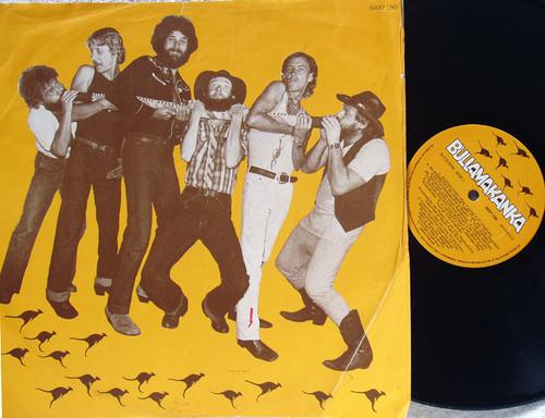 Country Bush Folk - BULLAMAKANKA Self Titled  Vinyl 1981