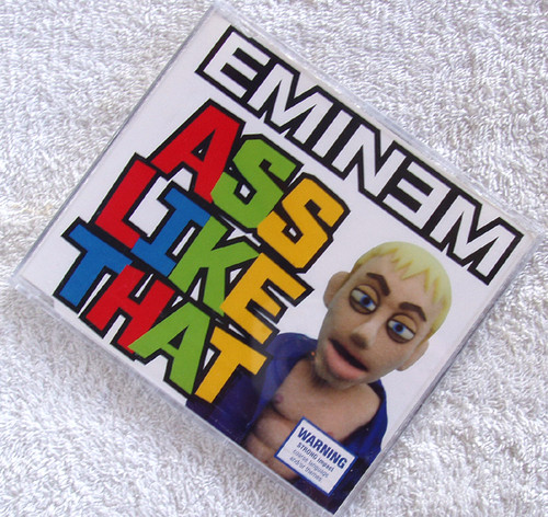 Hip Hop - EMINEM Ass Like That CD Single 2004