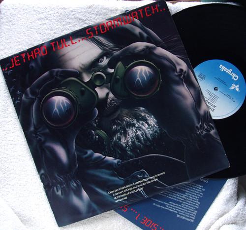 Folk Classic Rock - JETHRO TULL Stormwatch Vinyl 1979