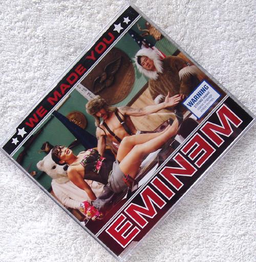 Hip Hop - EMINEM We Made You CD Single 2009