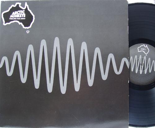 Rock - ARTIC MONKEYS Feeling Far Away (Live @ Sydney) BOOTLEG Vinyl 2014