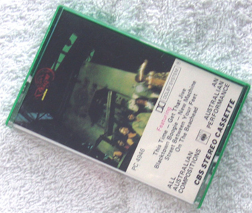 Pop Rock - DRAGON Sunshine Cassette 1977