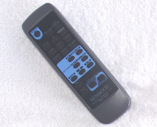 KENWOOD  Music Centre Remote Control (ONLY) RC-301 TESTED/WORKING