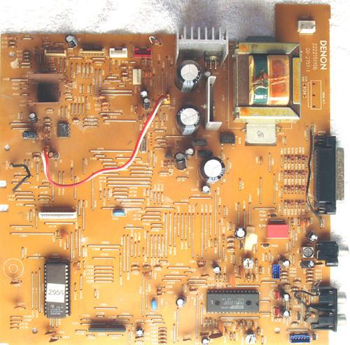 (SPARE PARTS) DENON Pro CD Player Model: DN-650F  Main PCB
