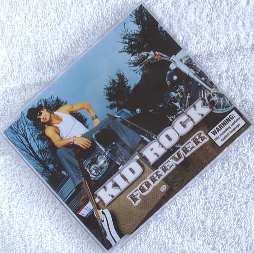 Hip Hop - KID ROCK Forever CD Single 2001