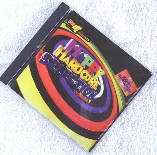 Happy Hardcore - HAPPY HARDCORE Selection Volume 1 CD 1996