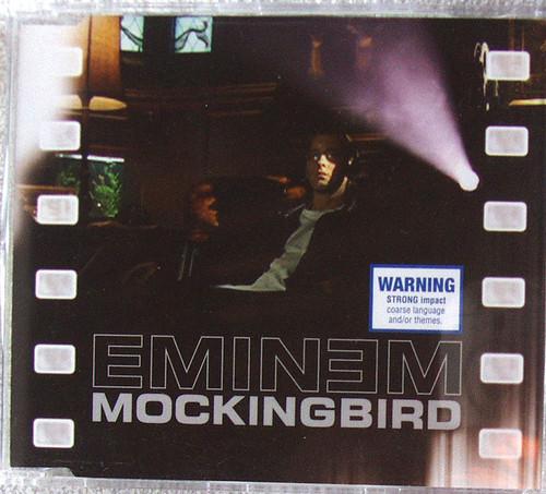 Pop Rap - EMINEM Mockingbird CD Enhanced Single 2005