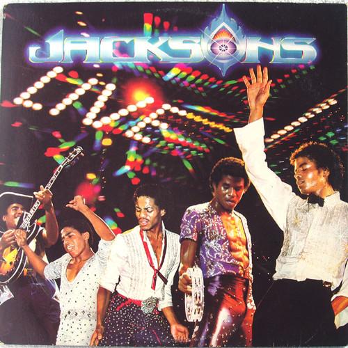 Funk Pop Soul Disco - THE JACKSONS Live 2x Vinyl 1981