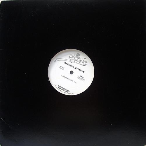 "Pop Rock - GARLAND JEFFREYS Modern Lovers 12"" Promo Vinyl 1981"