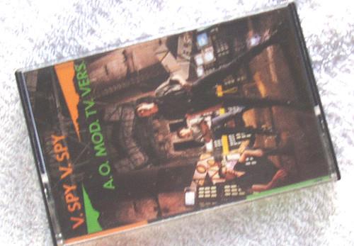 Indie Rock - V. SPY V. SPY A.O MOD. TV. Vers Cassette 1986