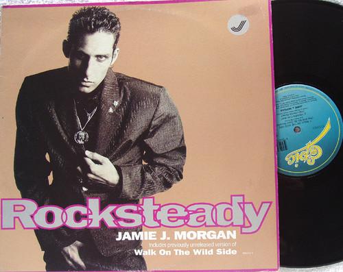 "Acid House - JAMIE J MORGAN Rocksteady 12"" Vinyl 1990"