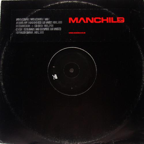 """Progressive House - MANCHILD Nothing Without Me 12"""" Vinyl 2001"""