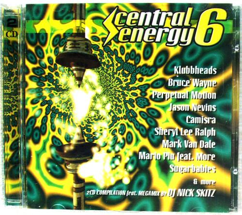 Hard House Hard Trance - CENTRAL ENERGY 6  2x CD 1998