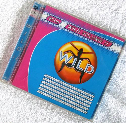 Hi NRG House Trance - WILD VOLUME 11 2x CD 2000