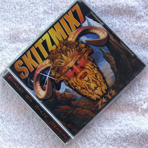 Compilation House Trance - SKITZ MIX Volume 7 CD 2000