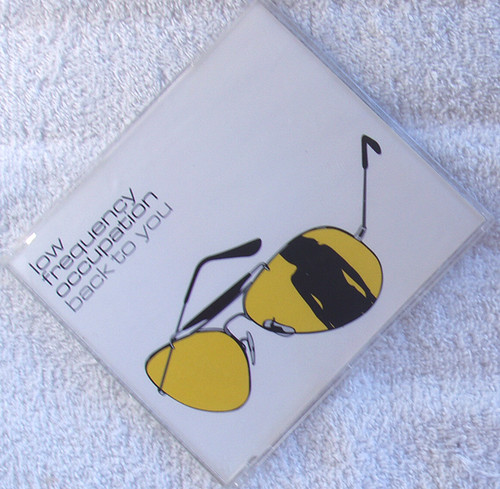 Deep House - LOW FREQUENCY OCCUPATION Back To You CD Single 2003