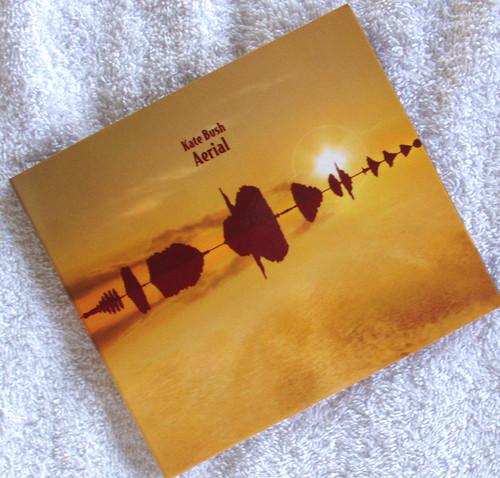 Acoustic Art Rock - KATE BUSH Aerial 2x CD 2005