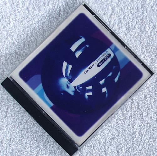 Hard Trance - BEXTA Skirmish (Live EP) CD 1999