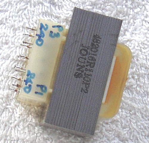 SPARE PART - TEAC Tuner Model: TX110 AC Power Transformer (240V Input)