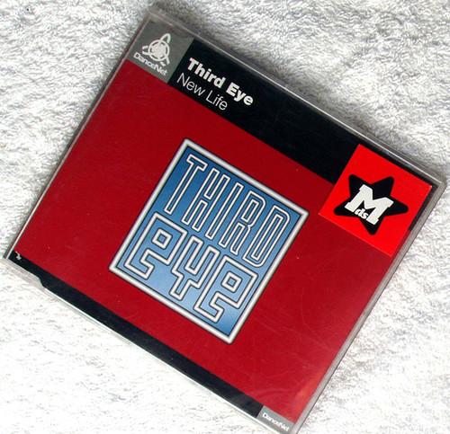 Trance - THIRD EYE New Life CD Maxi Single 1997