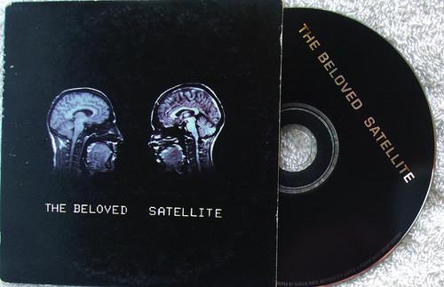 Dance Pop - THE BELOVED Satellite CD Single (Card Sleeve) 1996