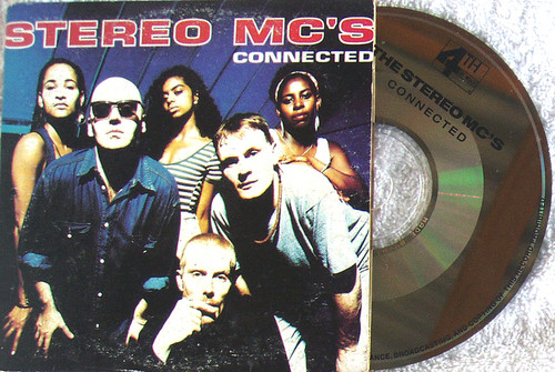 Abstract Downtempo - STEREO MC's Connected CD Single (Card Sleeve) 1992